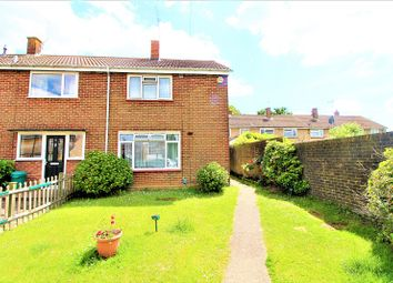 Thumbnail 2 bedroom end terrace house for sale in Slinfold Walk, Crawley, West Sussex.