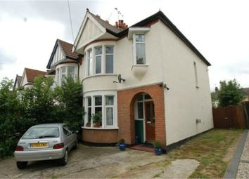 Thumbnail 2 bed flat for sale in Brunswick Road, Southend-On-Sea, Essex