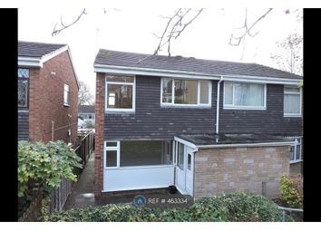 Thumbnail 3 bed semi-detached house to rent in Daywell Rise, Rugeley