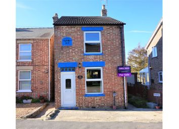 Thumbnail 3 bed detached house for sale in Hall Road, Walpole Highway, Wisbech