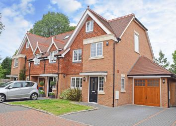 4 bed terraced house to rent in Millers Close, Hersham, Walton-On-Thames KT12