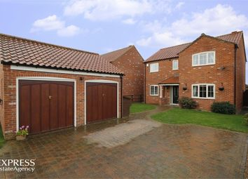 Thumbnail 4 bed detached house for sale in Debdhill Road, Misterton, Doncaster, South Yorkshire