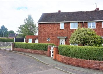 Thumbnail 3 bedroom end terrace house for sale in Meredith Road, Wolverhampton
