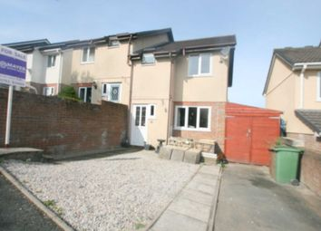 Thumbnail 3 bed semi-detached house for sale in Lavinia Drive, Plympton, Plymouth