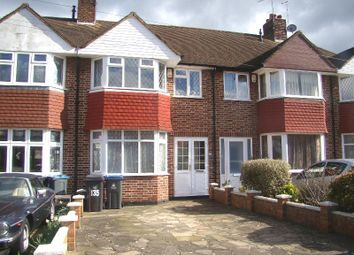 3 bed terraced house to rent in Kingshill Avenue, Worcester Park KT4