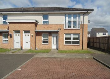 Thumbnail 2 bed flat for sale in Drumbowie Crescent, Salsburgh, Shotts