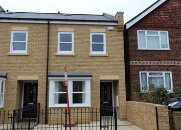 Thumbnail 3 bed terraced house for sale in Stanley Road, North Chingford, London