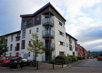 Thumbnail 2 bed flat for sale in Vervain Court, Swindon