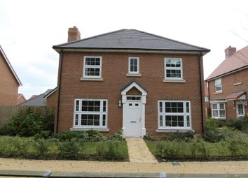 Thumbnail 4 bed detached house to rent in Holm Oak Walk, Sholden