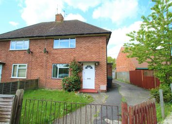 Thumbnail 2 bed semi-detached house for sale in Stephens Close, Mortimer Common