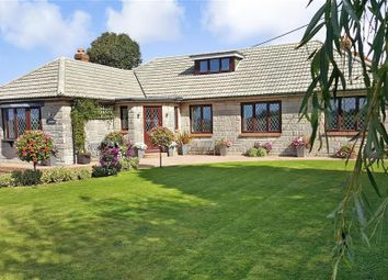 Thumbnail 4 bed bungalow for sale in Station Road, Ningwood, Yarmouth, Isle Of Wight