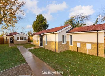 Thumbnail 3 bed detached bungalow for sale in Willow Way, St Albans, Hertfordshire