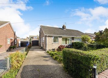 Thumbnail 2 bed bungalow for sale in West Garth Gardens, Cayton, Scarborough