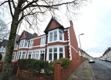 Thumbnail 5 bedroom terraced house for sale in Albany Road, Roath, Cardiff