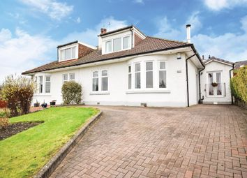 Thumbnail 4 bed semi-detached bungalow for sale in Main Road, Elderslie, Paisley