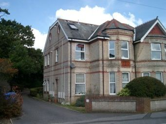 Thumbnail 2 bed flat to rent in Flat In Sandringham Road, Lower Parkstone