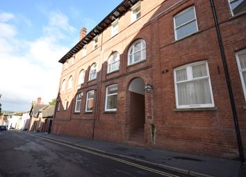 Thumbnail 2 bed flat for sale in Northernhay Street, Exeter