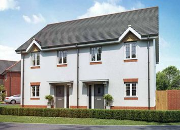 Thumbnail 3 bedroom semi-detached house for sale in Lady Lane, Swindon, Wiltshire