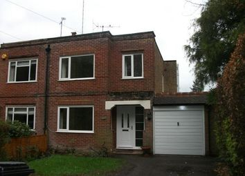 Thumbnail 4 bed detached house for sale in Horsell Birch, Woking