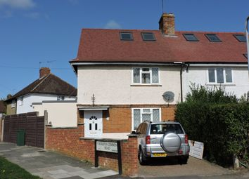 Thumbnail 1 bed flat to rent in Fleetwood Road, Kingston Upon Thames