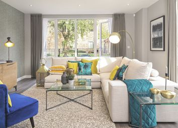 Thumbnail 3 bedroom flat for sale in Plot 187, Central Square Apartments, Acton Gardens, Bollo Lane, Acton, London