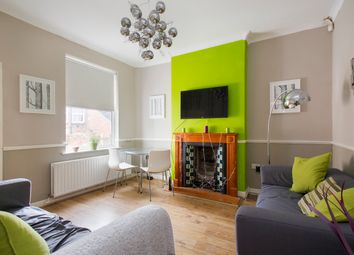 Thumbnail 1 bed terraced house to rent in Manor Street, Sneinton, Nottingham