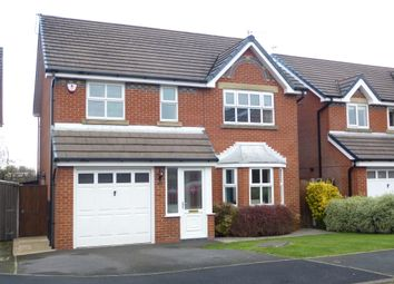 Thumbnail 4 bed detached house for sale in Victoria Park Avenue, Leyland