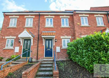 Thumbnail Town house for sale in Waterworks Road, Norwich