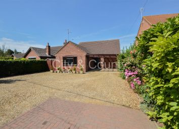 Thumbnail 3 bed detached bungalow for sale in Broadgate, Whaplode Drove, Spalding