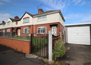 Thumbnail 2 bed end terrace house for sale in Charnell Avenue, Maltby, Rotherham, South Yorkshire