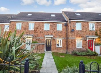Thumbnail 3 bed town house for sale in Windermere Close, Wallsend