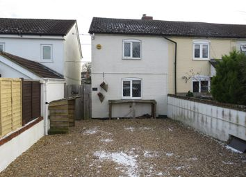 Station Approach, Grateley, Andover SP11. 2 bed end terrace house for sale