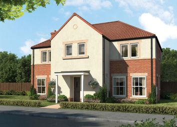 Thumbnail 4 bed detached house for sale in The Portland, Stephenson Park, Newcastle Upon Tyne