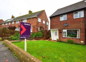 Thumbnail 2 bed end terrace house for sale in Brodrick Road, Eastbourne, East Sussex