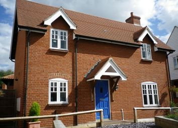Thumbnail 3 bed detached house to rent in Phoenix Close, Church Road, West Mersea, Colchester