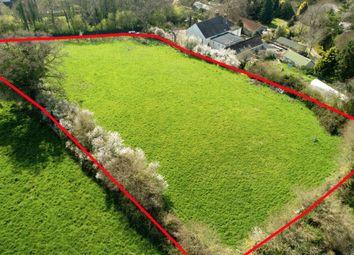 Thumbnail Land for sale in Site For 9 Houses, Newton Abbot, Devon
