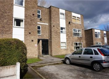 Thumbnail 1 bed flat for sale in Hollins Lane, Bury
