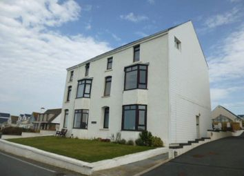 Thumbnail 2 bed flat for sale in Gwbert, Cardigan