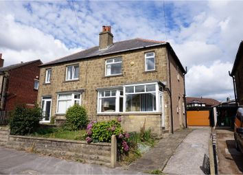 Thumbnail 3 bedroom semi-detached house for sale in Red Lane, Meltham