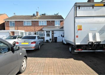 Thumbnail 3 bed semi-detached house for sale in Oakleigh Road, Clacton-On-Sea