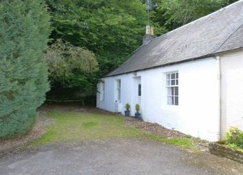 Thumbnail 2 bed cottage for sale in Woodside Cottage, Ruthvenfield, Perthshire
