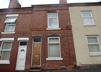 Thumbnail 3 bed terraced house for sale in Monsall Street, Nottingham