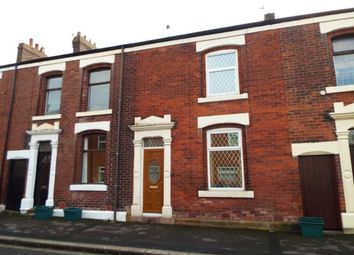 Thumbnail 2 bed terraced house for sale in Carr Street, Bamber Bridge, Preston, Lancashire