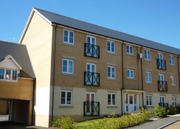 Thumbnail 2 bed flat for sale in Jacobs Close, Great Cornard, Sudbury