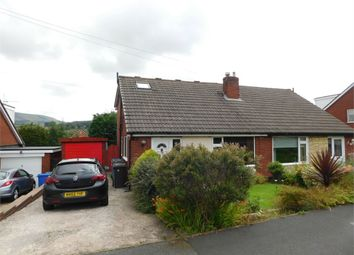 Thumbnail 2 bed semi-detached house for sale in Heatherside Road, Ramsbottom, Bury, Lancashire