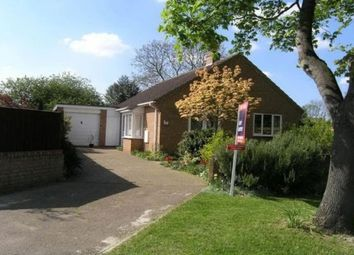 Thumbnail 2 bed bungalow to rent in Geoffrey Bishop Avenue, Fulbourn, Cambridge