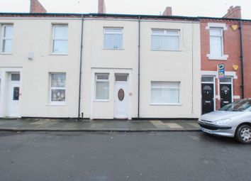 Thumbnail 6 bed terraced house for sale in Hambledon Street, Blyth