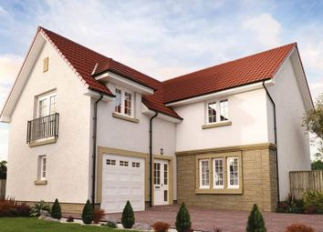 "Thumbnail 4 bedroom detached house for sale in ""The Crathie"" at North Berwick"