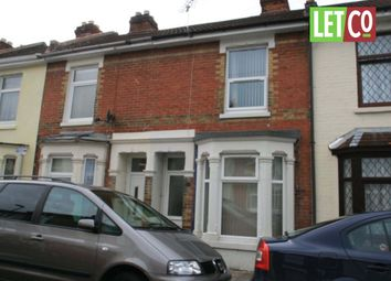 Thumbnail 4 bed terraced house to rent in Trevor Road, Southsea, Portsmouth