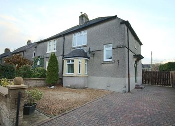 Thumbnail 3 bed semi-detached house for sale in 25 Shiphaugh Place, Stirling